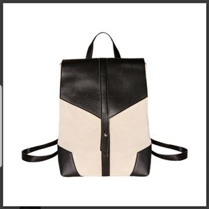 Deux Lux Demi Canvas Backpack